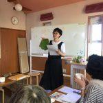 船戸博子先生の薬膳料理会